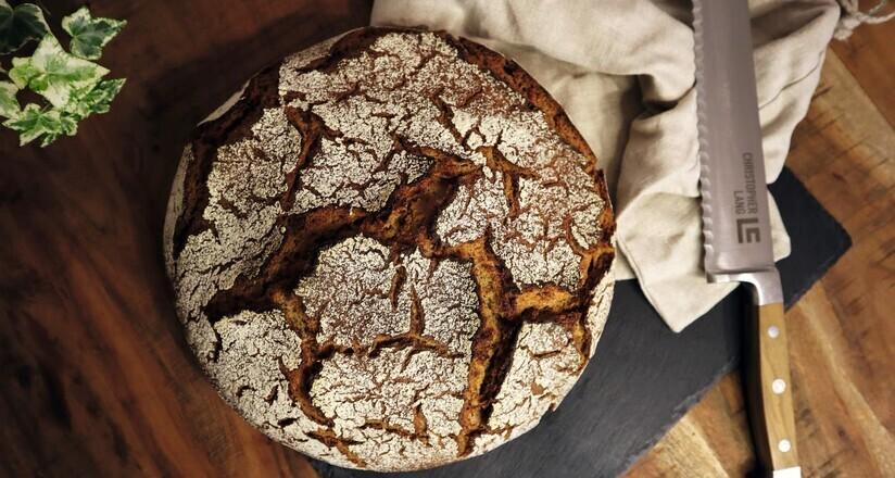 Pâine de casă: 7 rețete rapide