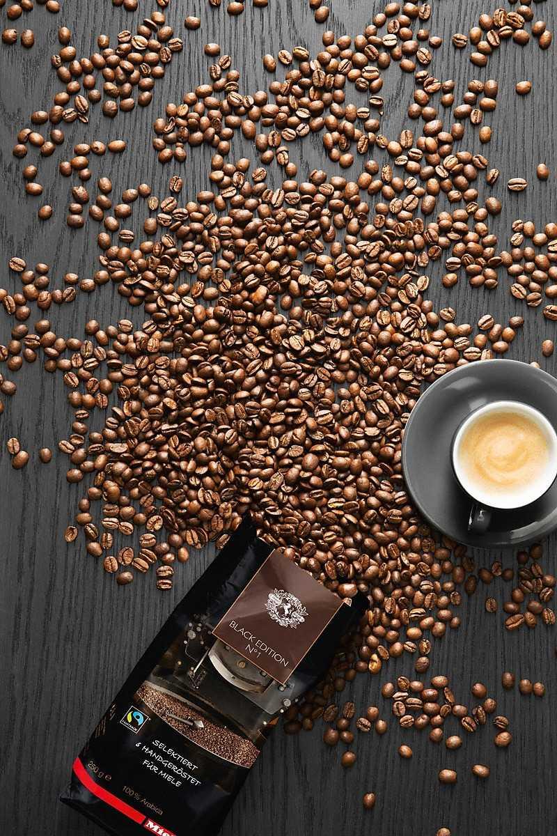 Imagine Cafea Miele