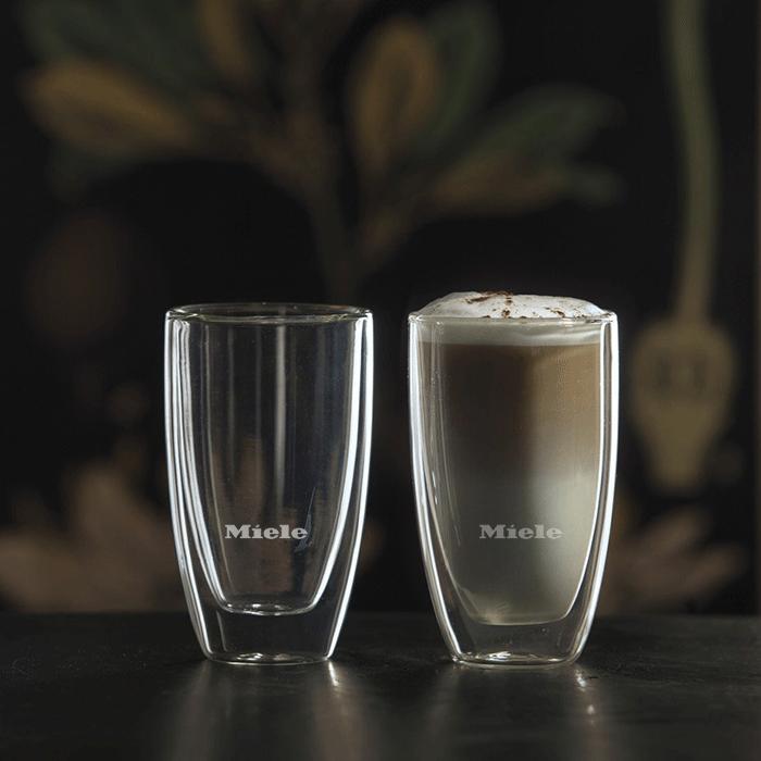Imagine reprezentativa Set de pahare pentru Latte macchiato by Khala