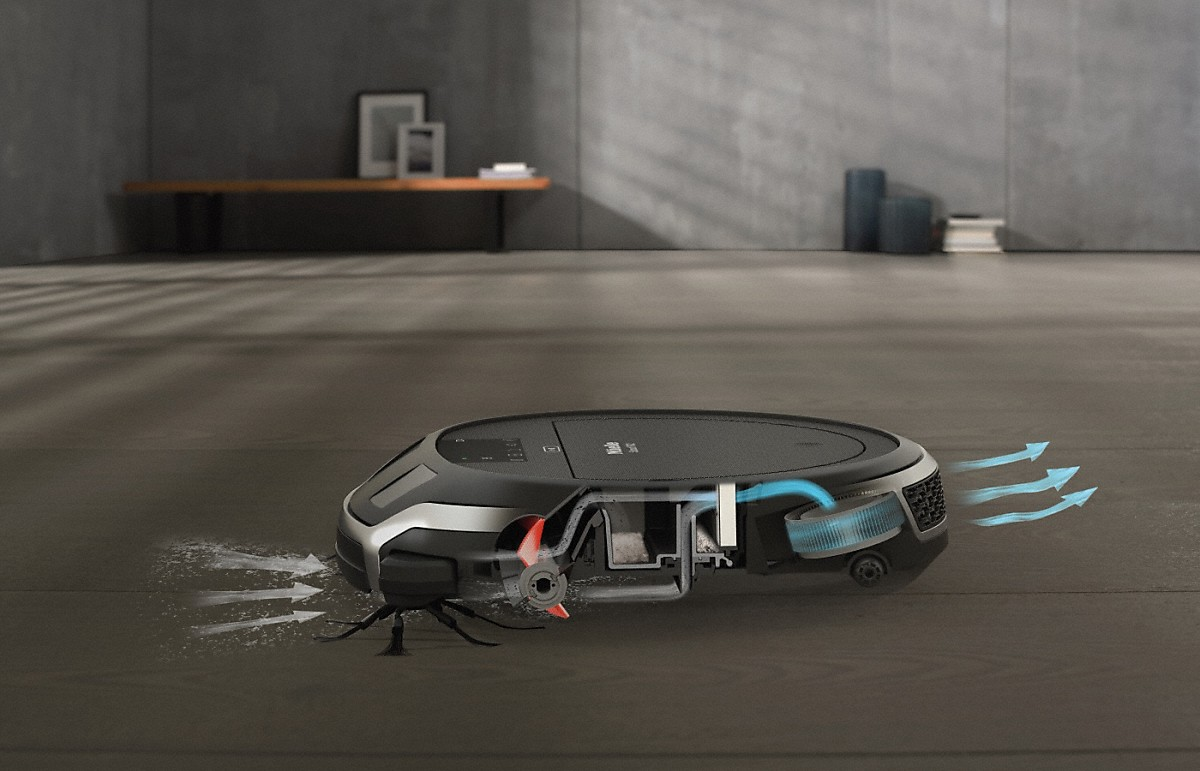 Aspirator robot Scout RX2 Home Vision - SLQL0 30