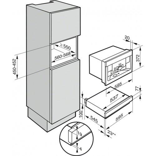 Sertare termice EGW 6210