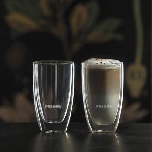 Miele Gift Shop Set de pahare pentru Latte macchiato by Khala